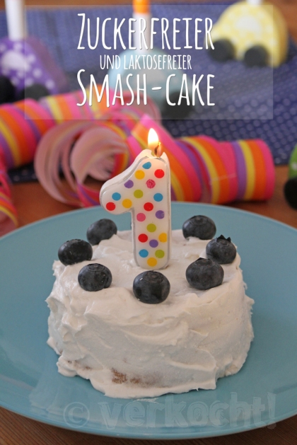 Wie Die Zeit Vergeht Zuckerfreier Und Laktosefreier Smashcake
